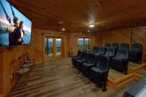 Premium 6 bedroom cabin with Theater Room