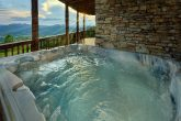 6 Bedroom cabin with Private Hot Tub and Views