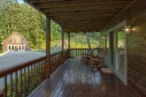 Premier Cabin Rental with Private Pool House