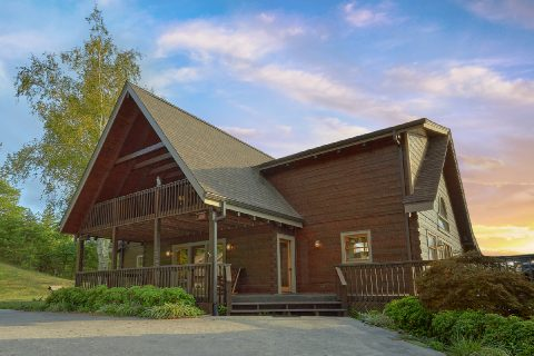 Private 6 bedroom luxury cabin in Wears Valley - Top of the World