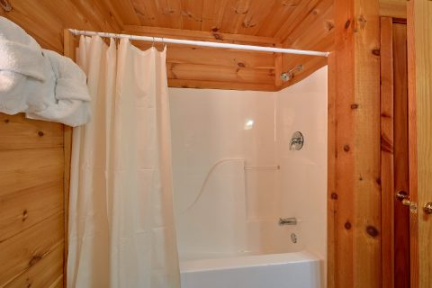 Luxurious 4 Bedroom 3 1/2 Bath Cabin Sleeps 14 - Tranquility