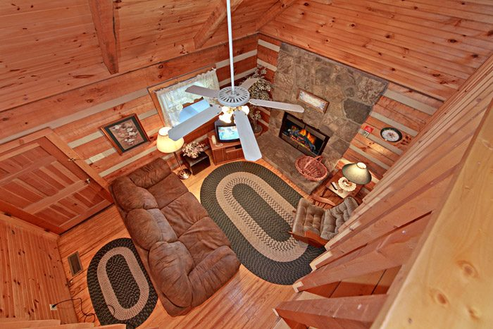 Two Level Cabin - Tucked Away