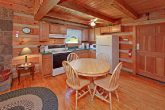 Cabin with Kitchen and Dining Table