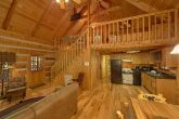 1 Bedroom Cabin with a Gas Fireplace and Loft
