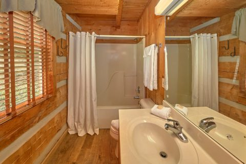 1 Bedroom Cabin with full bathrom on main level - Turtle Dovin'