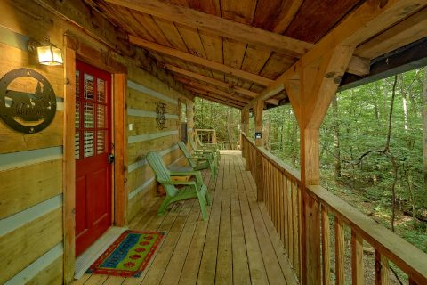Log Cabin 2 Bedroom Sleeps 6 - Two Cubs Den