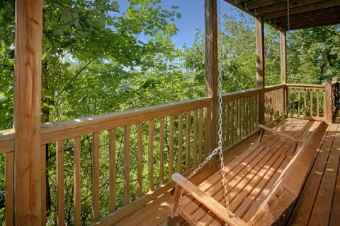 1 Bedroom Cabin with Smoky Mountain Views - Valley View