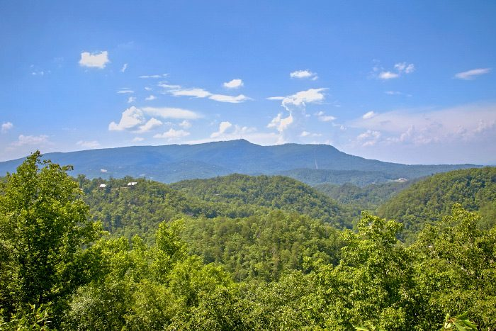 Smoky Mountain 1 Bedroom Cabin with Views - Valley View