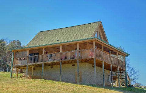 2 bedroom rental cabin in Sevierville - Wander Back Inn
