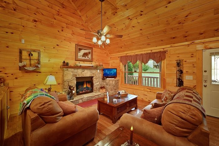 Premium 1 Bedroom Cabin Luxuriously Furnished - Whispering Pond