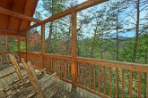 Luxurious 5 bedroom cabin with wooded view