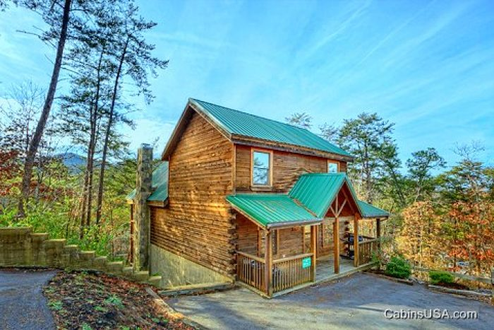 Wilderness Lodge Cabin Rental Photo