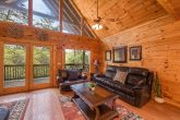Premium 5 bedroom cabin with Fireplace