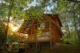 1 Bedroom 2 Story Cabin Sleeps 4