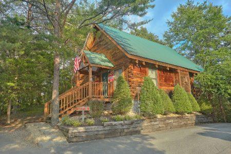 Amazing Sunset: 1 Bedroom Sevierville Cabin Rental