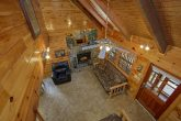 3 Bedroom Cabin Sleeps 10 Open Floor Plan