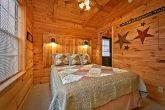Cabin with Queen bedroom