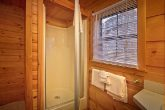 Cabin with private shower